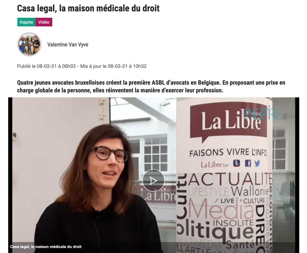 Presse- La libre