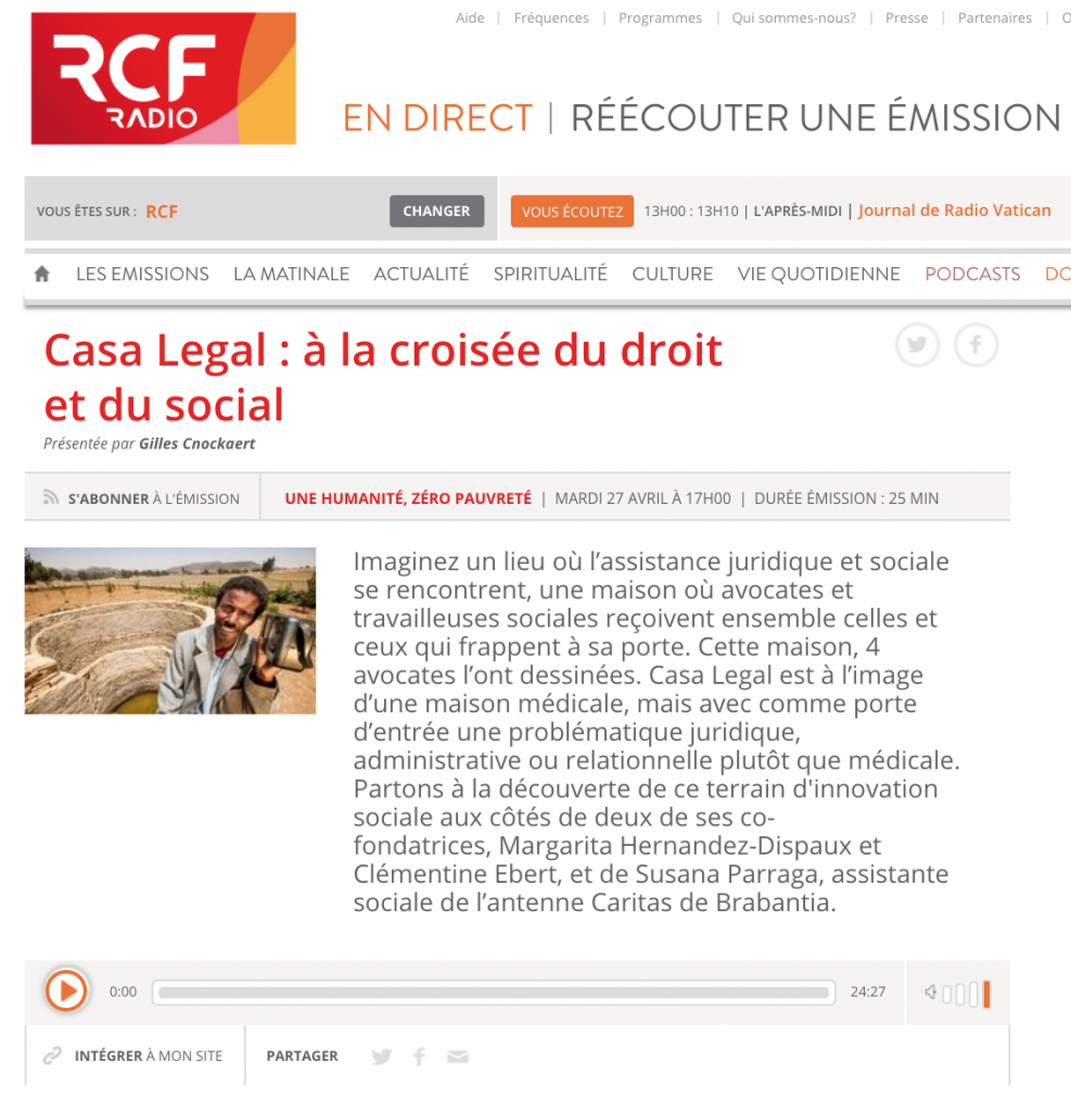 Presse - RCF Radio